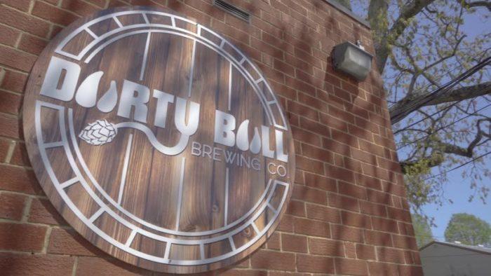 Kris Whitenack at Durty Bull Brewery - 1/4
