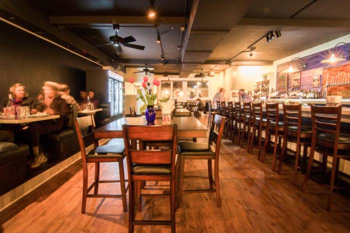Kris Whitenack at Imbibe Cafe - 1/7